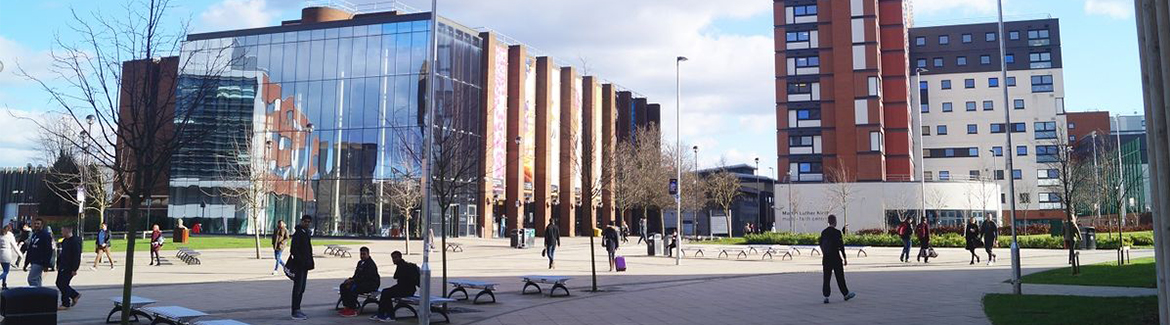 Aston University used CCTV solutions to keep their students safe