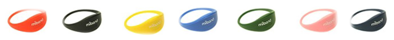 Miband in different colours